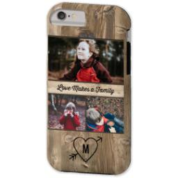 Thumbnail for iPhone 6 Custom Case-Mate Tough Phone Case with Bless Your Heart design 2