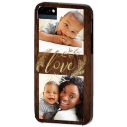 Thumbnail for iPhone 5 Custom Photo Case-Mate Tough Case with Rustic Love design 2