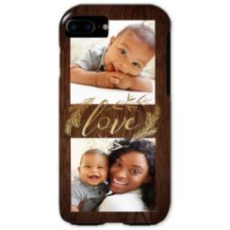 Thumbnail for iPhone 7 Tough Case with Rustic Love design 1