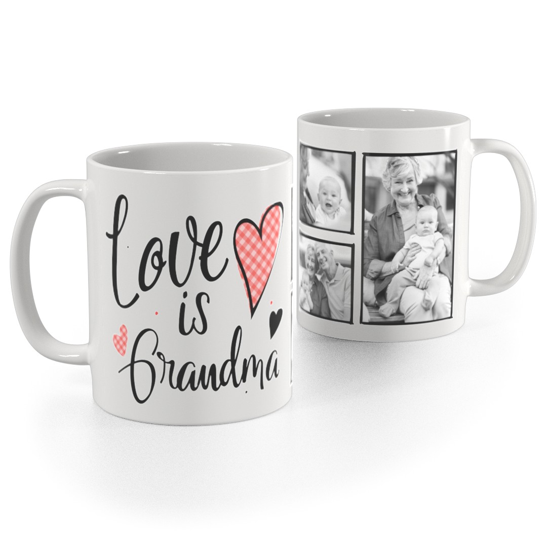 Personalized Photo Mugs from W...