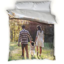 Thumbnail for Microfiber Photo Duvet Cover, King with Full Photo design 1