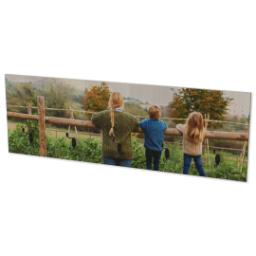 Thumbnail for 12x36 Rustic Wall Organizer with Full Photo design 2