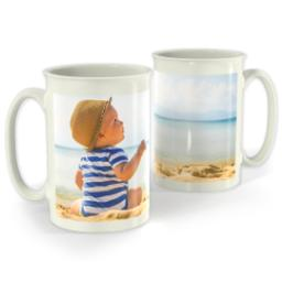 Thumbnail for Bistro Photo Mug, 18oz with Full Photo design 1
