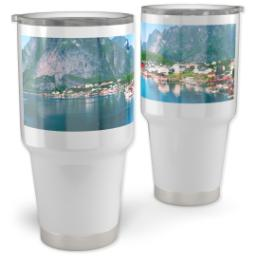 Thumbnail for Vacuum Travel Tumbler, 30oz with Full Photo design 1