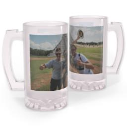 Thumbnail for Beer Stein with Full Photo design 1