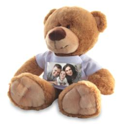 Thumbnail for Teddy Bear with Full Photo design 2