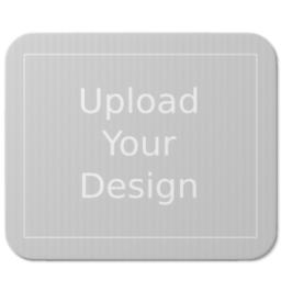 Thumbnail for Ultra Thin Rectangle Mouse Pad with Upload Your Design design 1