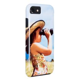 Thumbnail for IPhone 8 Photo Tough Phone Case with Full Photo design 2