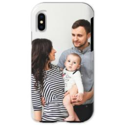 Thumbnail for iPhone X Photo Tough Phone Case with Full Photo design 1