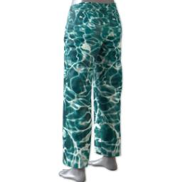 Thumbnail for Pajama Pant (Women L) with Full Photo design 3