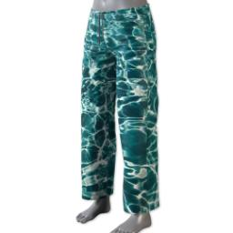 Thumbnail for Pajama Pant (Women XS) with Full Photo design 2