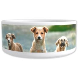 Thumbnail for Pet Bowl 39oz with Full Photo design 1