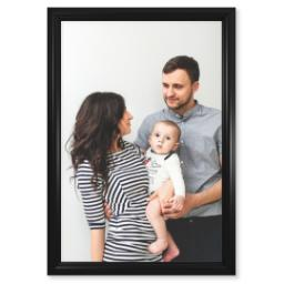 "Thumbnail for 20x30 Photo Matte Print with 20x30 2"" Traditional Black Frame with Full Photo design 1"