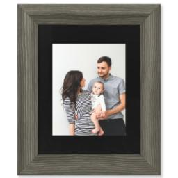 "Thumbnail for 8x10 Photo Matte Print with 11x14 2.25"" Barnwood Frame with Full Photo design 1"