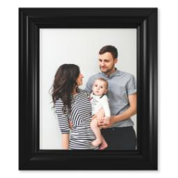 "Thumbnail for 8x10 Photo Matte Print with 8x10 2"" Traditional Black Frame with Full Photo design 1"