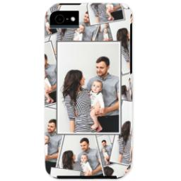 Thumbnail for iPhone 5 Custom Photo Case-Mate Tough Case with Tiled Photo design 1