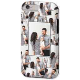 Thumbnail for iPhone 6 Custom Case-Mate Tough Phone Case with Tiled Photo design 2