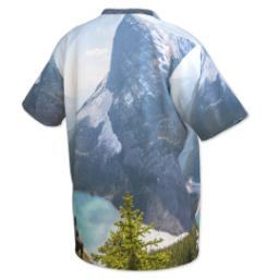 Thumbnail for Photo Short Sleeve T-Shirt (Men XXL) with Full Photo design 3