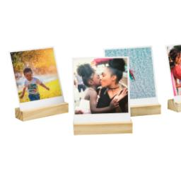 Thumbnail for Retro Prints With Wooden Box (set of 25) with Full Photo design 3