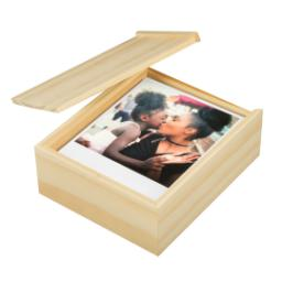 Thumbnail for Retro Prints With Wooden Box (set of 25) with Full Photo design 5