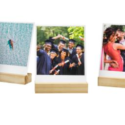 Thumbnail for Retro Prints With Wooden Box (set of 25) with Full Photo design 7