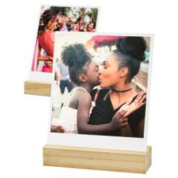 Thumbnail for Retro Prints With Wooden Box (set of 25) with Full Photo design 8