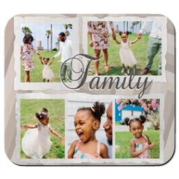 Thumbnail for Mouse Pad with Antique Family design 1
