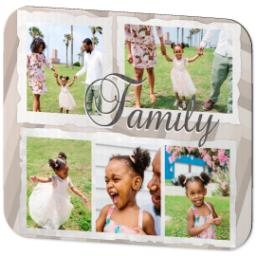 Thumbnail for Mouse Pad with Antique Family design 2