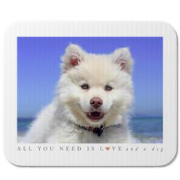 Thumbnail for Mouse Pad with Puppy Love design 1