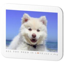Thumbnail for Mouse Pad with Puppy Love design 2