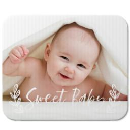 Thumbnail for Mouse Pad with Sweet Baby design 1