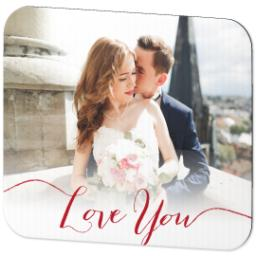 Thumbnail for Mouse Pad with Love You Forever design 2