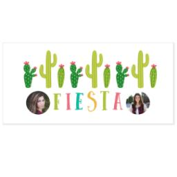 Thumbnail for Shot Glass with Cactus Fiesta design 3